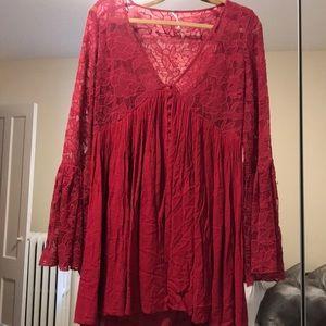 Red FP Dress